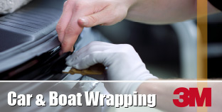 Car & Boat Wrapping