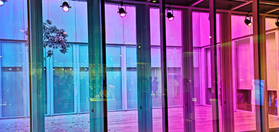 3M DICHROIC Glass Finishes